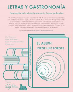 Club de lectura de La Caseta de Bombas