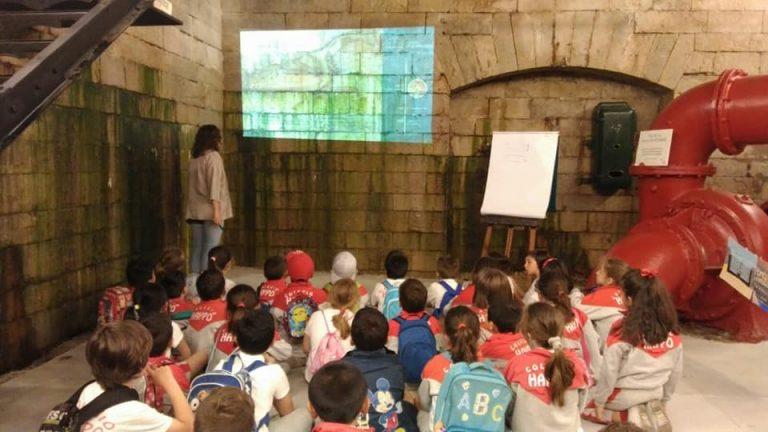 Lee más sobre el artículo Visita del colegio Haypo