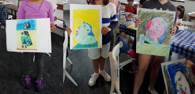 Lee más sobre el artículo Taller de pintura con Roberto Orallo